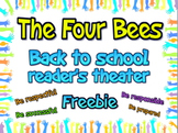 Free Back to school class expectations reader's theater script and project