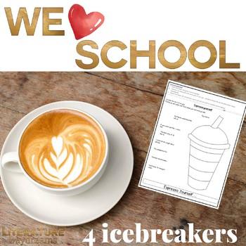 Back to school freebie - We Heart School Yes We Do!