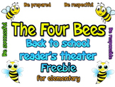 Back to school freebie classroom expectations reader's theater script