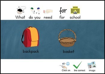 Back to school prep for autism - What do I need for school?