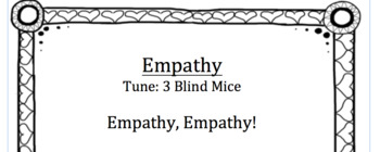 Back to school, respect, empathy and bucket filling poems