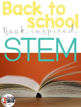 Back to school (September)  stem with books