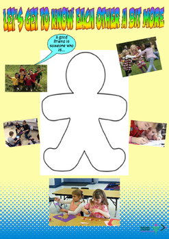 Back to school student activity exercise booklet NO PREP