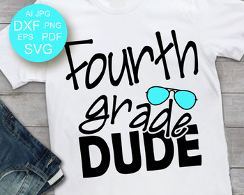 Back to school svg files Boy svg Teacher tribe svg School party design SVG file