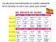 Back to school vocab comparing US & Spain schools