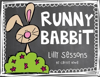 Runny Babbit - Fun with Spoonerisms!