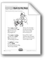 Back to the Base (Base Words/Suffixes)