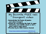 Back to the Basics:  Cell Transport video