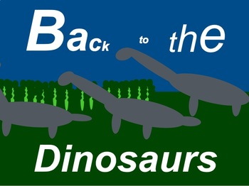 Back to the Dinosaurs