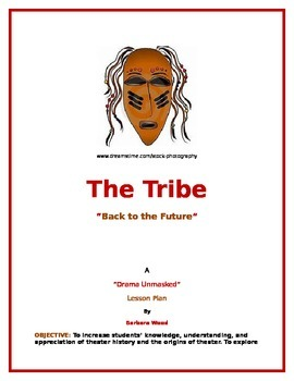 """""""Back to the Future"""" - Tribal Performances"""