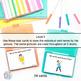 Grammar: Back to the Future Verb Tense Board Game