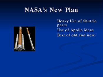 Back to the Moon NASA Constellation Program Ares