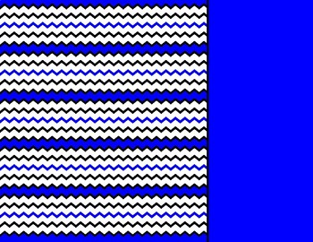Backgound w/ Side Panel - blue