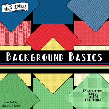 Background Basics Digital Download