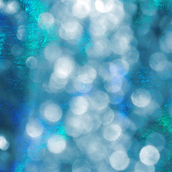 Backgrounds Patterns - Bokeh Blue