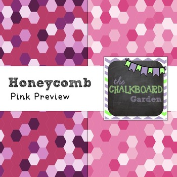Backgrounds Paper Pack - Honeycomb