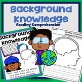 Background Knowledge (Schema) Writing