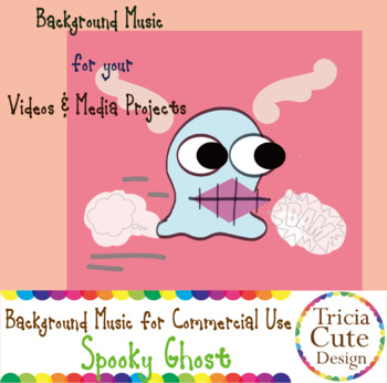 Background Music for your Videos and Media Projects – Spooky Ghost
