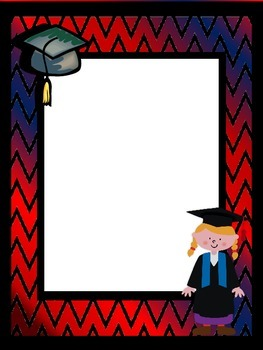 Background Pages ~ Graduation