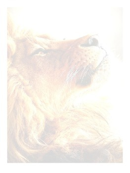 Background Pages ~ Lions
