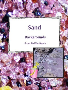 Background Pages ~ Pfeiffer Beach