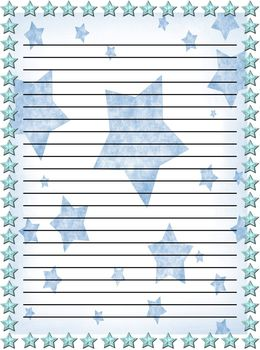 Background Pages ~ Stars
