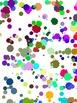 Paint Splatter Background Paper