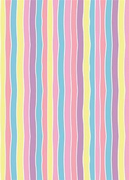 Background Paper - 12 Kooky Stripes Designs