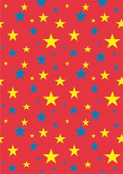 Background Paper - 12 Spectacular Stars Designs