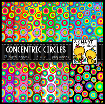 Background Paper – Concentric Circles