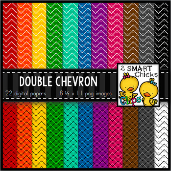 Background Paper – Double Chevron Bundle