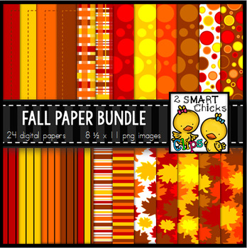Background Paper – Fall Bundle