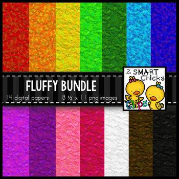 Background Paper – Fluffy Bundle