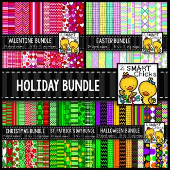 Background Paper - Holiday Bundle