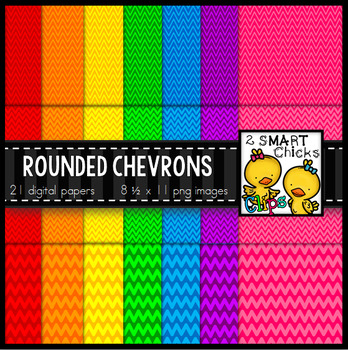 Background Paper – Rounded Chevron Bundle