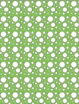 Background Paper - Small white spots on colored backgrounds