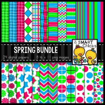 Background Paper – Spring Bundle