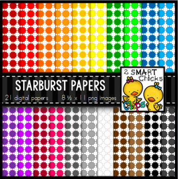 Background Paper – Starburst Bundle