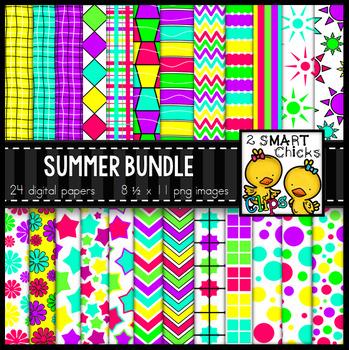 Background Paper – Summer Bundle