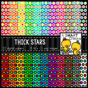 Background Paper – Thick Stars Bundle