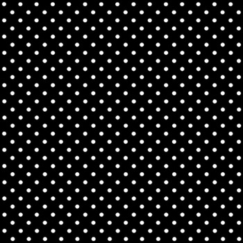 Digital Paper ~ Dots, Chevrons, Stripes, Lattice ~ Black & White