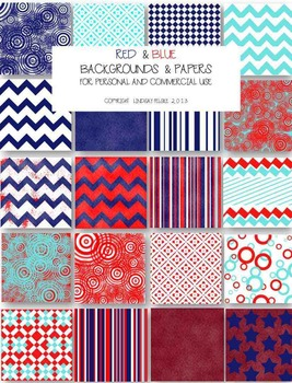 Background Papers (Red and blue)