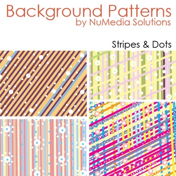 Background Patterns - Digital Papers