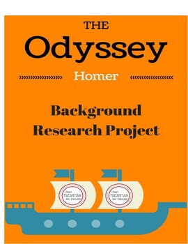 Background Research Project- The Odyssey-Freshman