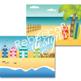 Summer Landscape Clip Art
