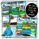 Background Scenes Variety Pack Bundle - Chirp Graphics