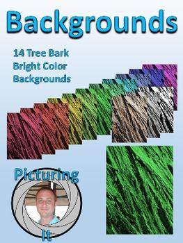 Tree Bark Background Stock Photos