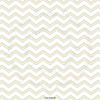 Backgrounds, Chevron Pastels - High Quality Vector Graphics