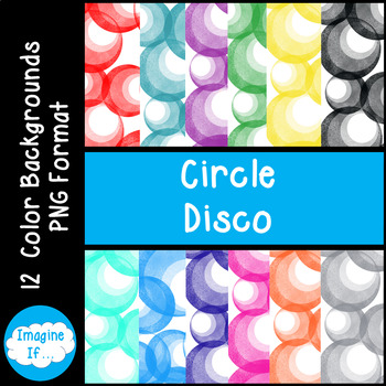 Backgrounds-Circle Disco