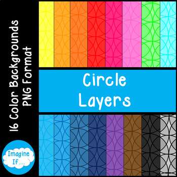 Backgrounds-Circle Layers